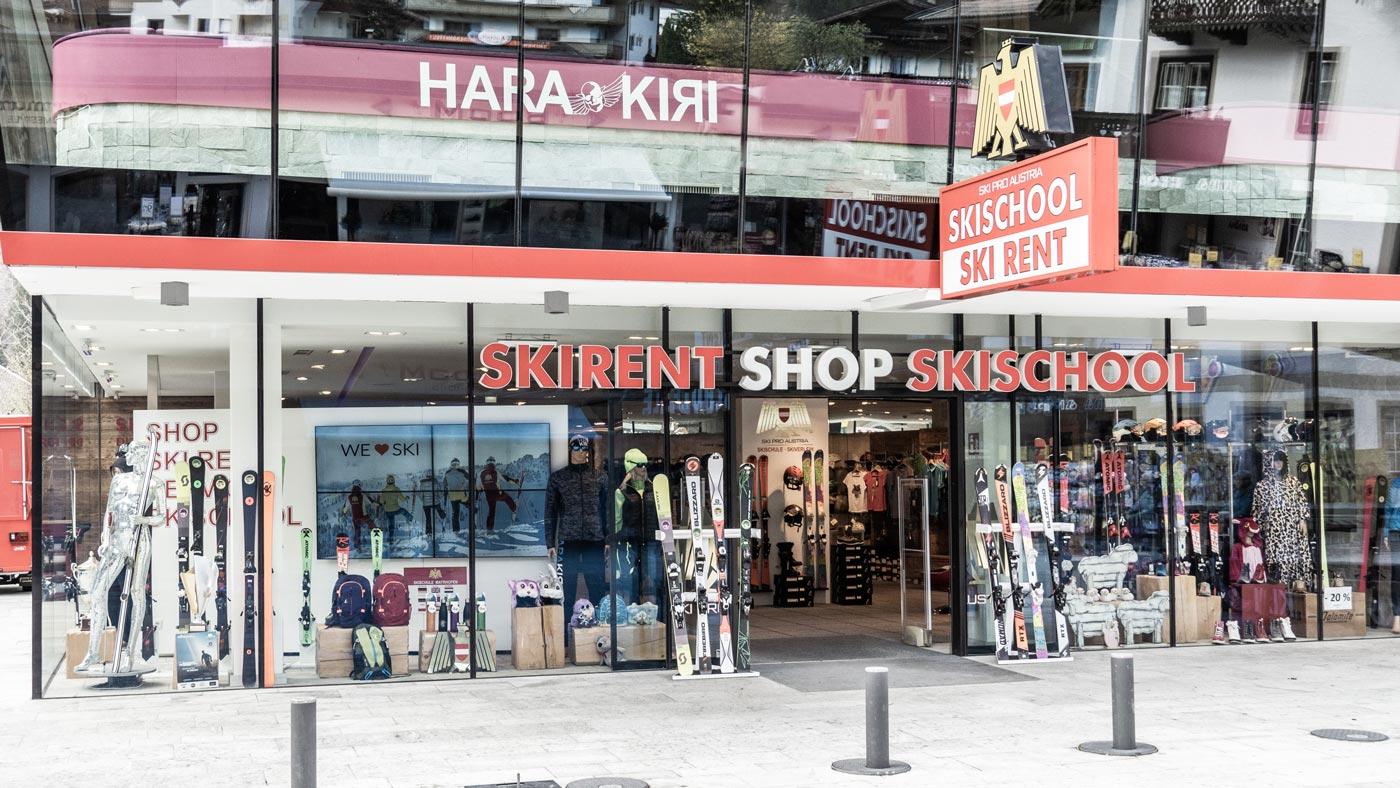 Ski Sport Austria Skiverleih